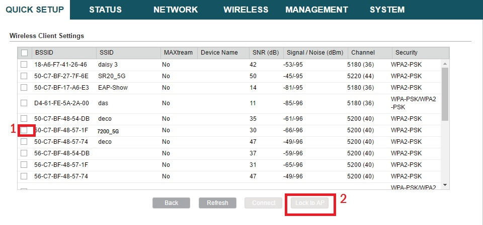 How to Setup a TP-LINK CPE510 as a Client