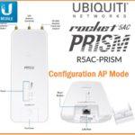 UBNT Rocket Prism 5AC Gen2 Configuration