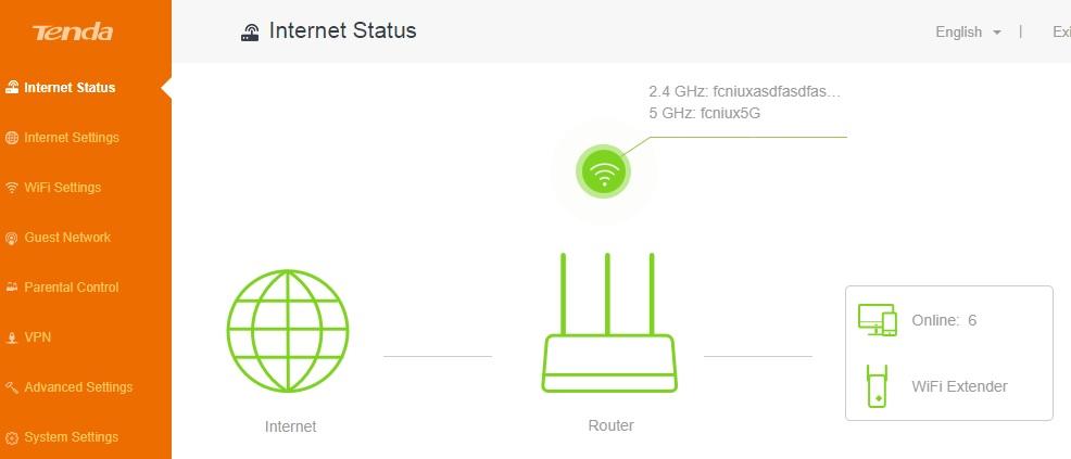 Tenda AC10 Smart Dual-Band Wi-Fi Router setup [1200Mbps]