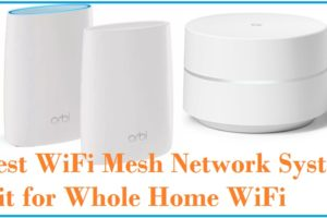 The 10 Best Mesh Wi-Fi Network Systems