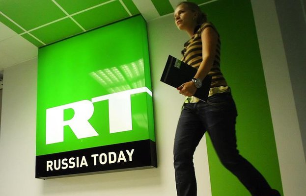 Russia today best online new channel