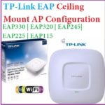 TP-Link EAP225 Ceiling Mount