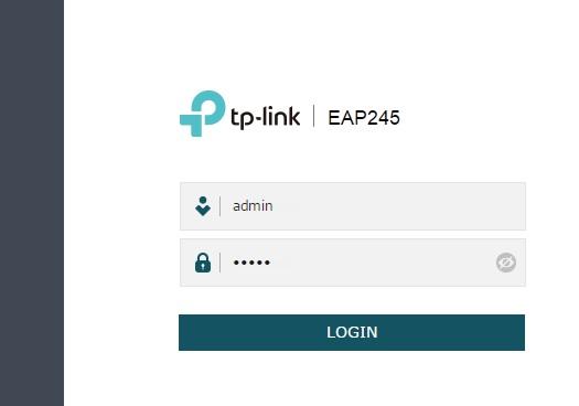 tp link eap load balance