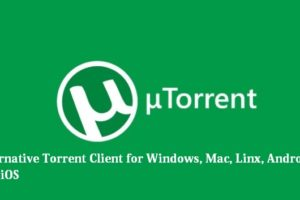best free uTorrent alternate downloader