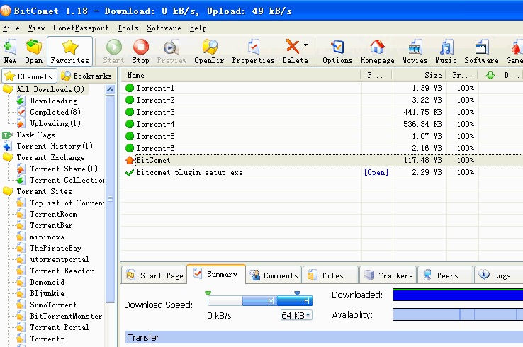 the best free torrent downloader