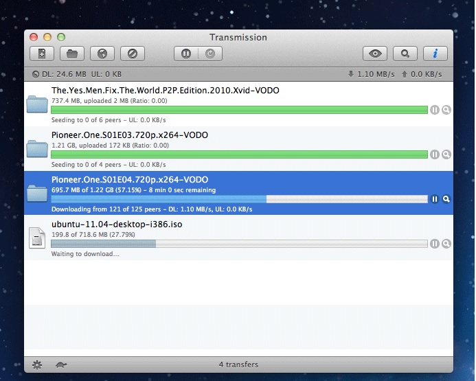 Best free uTorrent alternate downloader for Windows and Mac OS X