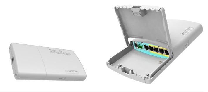 mikrotik wireless link configuration