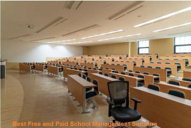 Best Open Source School Management Software