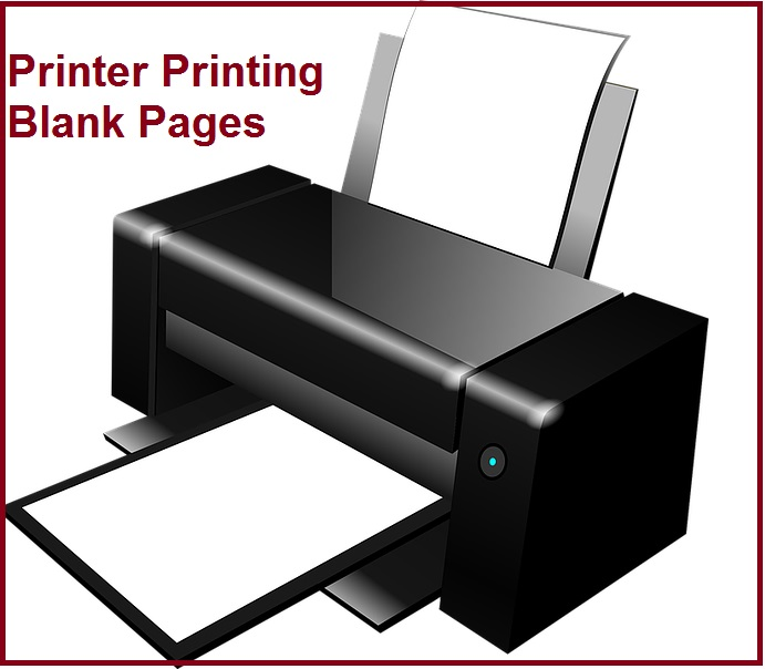 Epson L Series Ink Tank Printer Printing Blank Pages [Solved]