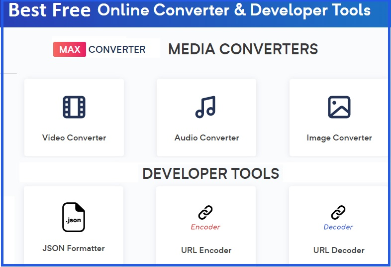 Max Converter –The Best Free online Media Converter [No Login]