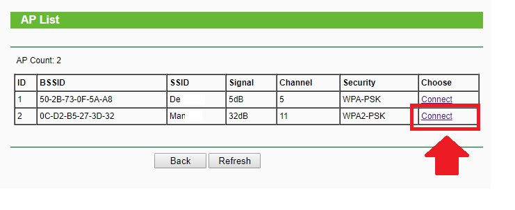 Can a router be connected to another router wirelessly?