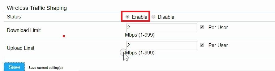 engenius wireless advanced settings transmit power