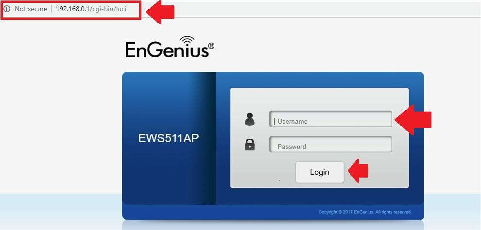 engenius wireless controller