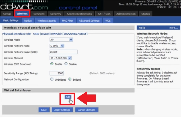 How to Add Multiple SSID in Single Access Point [Multiple WiFi Name]