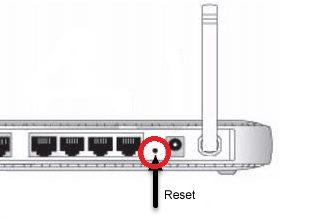 reset wifi password airport extreme