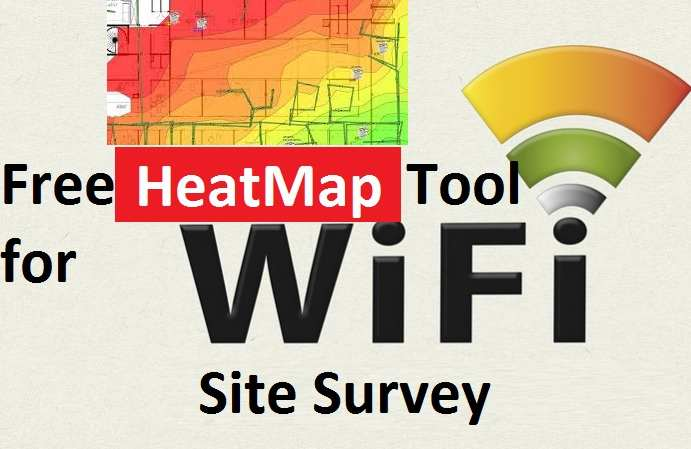 The best WiFi Heatmap Software Tools for Mac and Windows