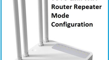 Toto Link Range Extender Setup to Boost WiFi Signal