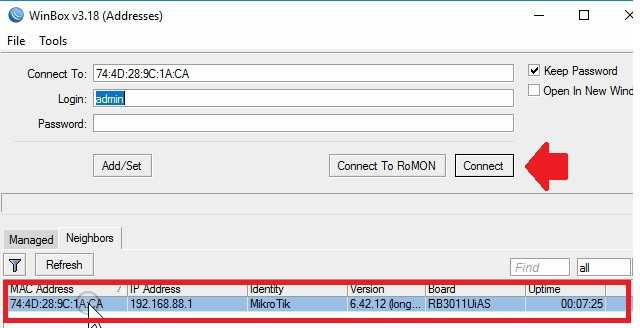MikroTik RB3011 UiAS-RM Router Setup and Configuration
