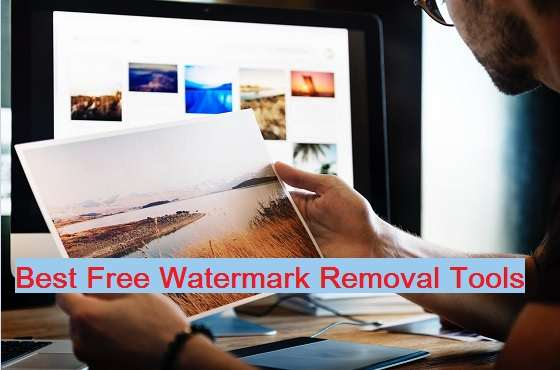 Best Free software to remove watermark from photo