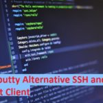 Best putty Alternative SSH and Telnet Client
