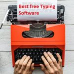 10 free Typing Software for Windows 10 PC