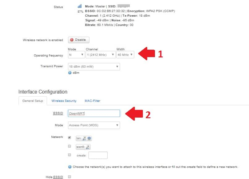 How to Configure Airgrid M5HP Access Point
