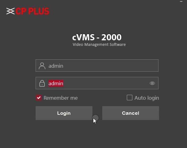 how to view CP Plus camera on Home laptop or PC Via KVMS