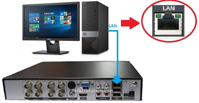 cp plus dvr online view configuration