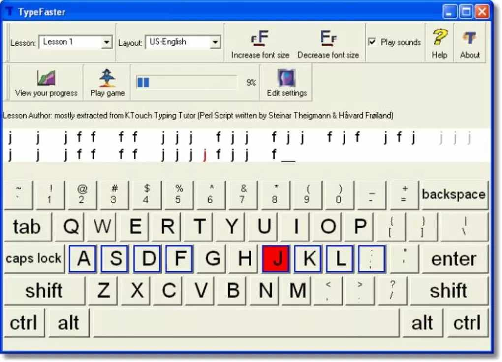 free typing software for pc