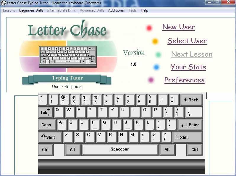 Typing Tutor Software: Freeware