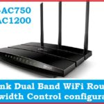 How to set internet speed limit in TP-link C20