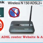 block facebook in d-link dsl router