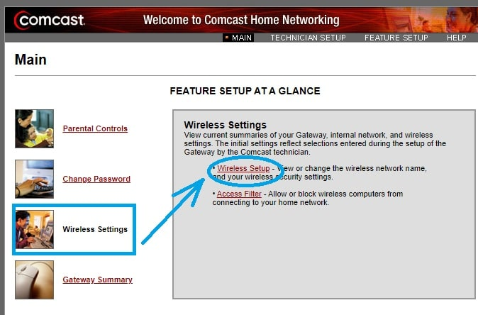 How to Log in to a Comcast Xfinity Router