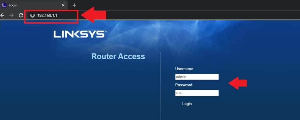 how to allow port 22 for remote connection in linksys router
