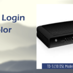 Login to Technicolor TC8715D Router
