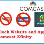 website block in comcast xfinity router