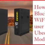 block wifi user in ubee router