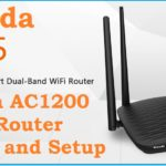 tenda ac5 dual band wireless router login