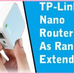 turn tp-link nano router as signal booster
