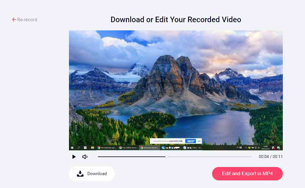 download RecordCast: Free Online Screen Recorder & Video Editor